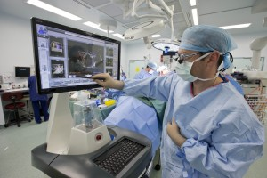 Dr Jonathon Ball has been a pioneer in spinal surgery technology.